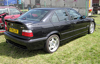 BMW M - BMW E36 M3 in United Kingdom