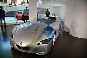 Image illustrative de l'article BMW H2R