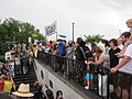 BP Oil Flood Protest NOLA Save Gulf Steps.JPG