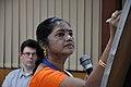 BP Sridevi Shares Ideas - Collections and Storage Management Workshop - NCSM - Kolkata 2016-02-19 9856.JPG