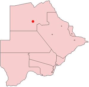 Maun, Botswana
