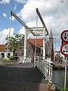 foto van Baanbrug
