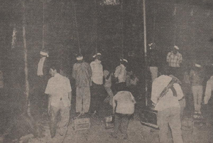 Human rights in Saddam Hussein's Iraq - Hangings in Saddam-era Iraq.