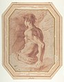 Back View of a Seated Nude Youth Facing Left MET DP808286.jpg