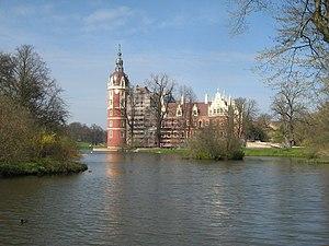 Das Neue Schloss Muskau