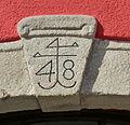 Bad Leonfelden - Hauptplatz 13 Portalstein.jpg