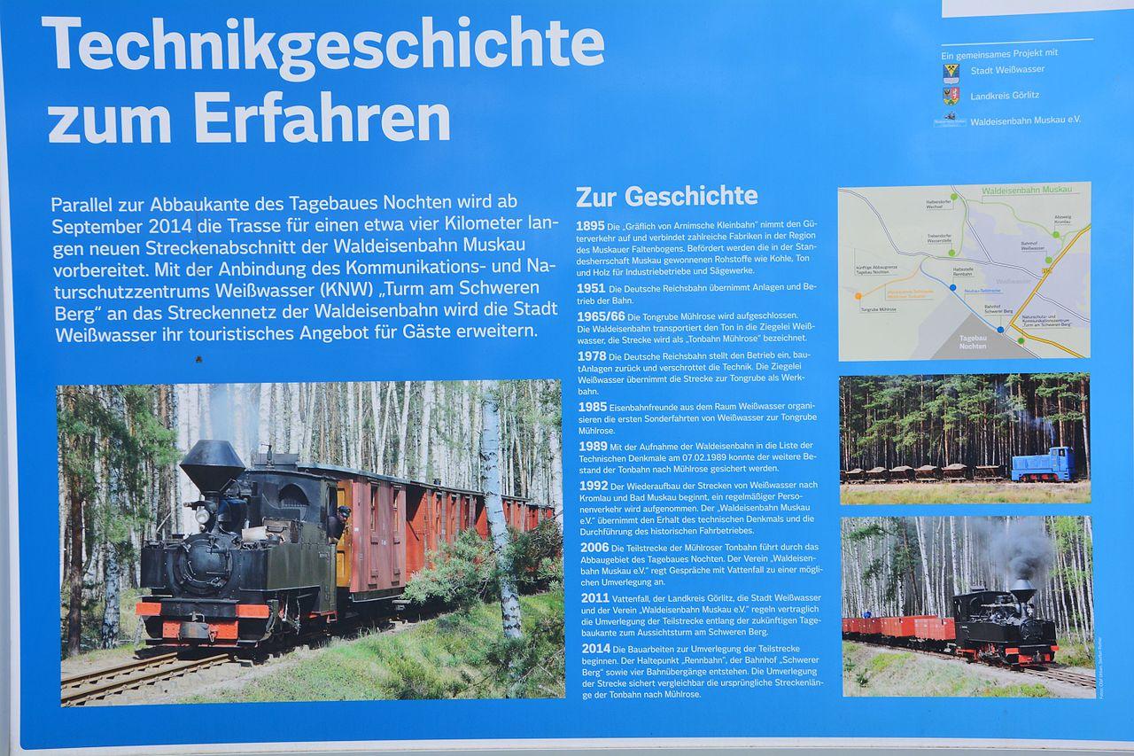 File:Bad Muskauer Bahn Infotafel