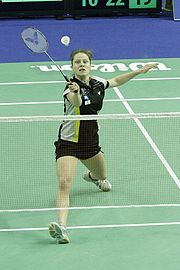 Badminton-wilson swiss open 2010-juliane schenk
