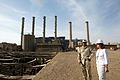 Baghdad South Power Station - October 2003 - outside damage.jpg