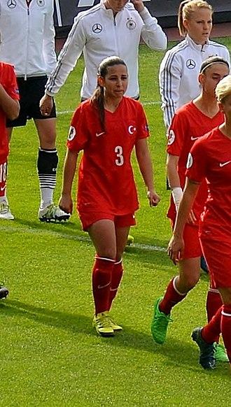 Bahar Güvenç - Bahar Güvenç for Turkey women's national team.