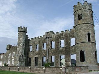 Ballyheigue - Ballyheigue Castle