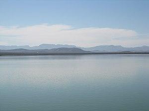 Balmorhea Lake - Image: Balmorhea