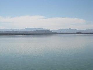 Balmorhea Lake lake in United States of America