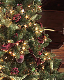 Christmas tree - Wikipedia, the free encyclopedia