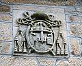 Bande, casa reitoral, escudo.JPG