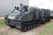 Bandvagn Bv206S Netherlands Marine Corps