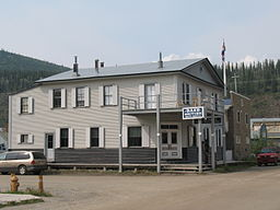 Bank of British North America in Dawson
