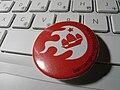 BarCamp 08 紀念襟章.jpg