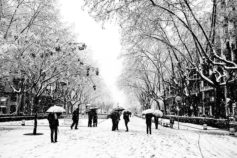 The scientists predict colder European winters to come