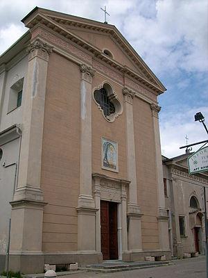 Bardineto - Saint John the Baptist Church