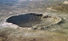 Barringer Meteor Crater, Arizona.jpg
