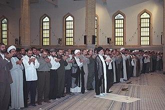 Du'a al-Faraj - Reciting Du'a in Salat