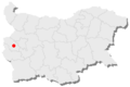 Batanovtsi location in Bulgaria.png