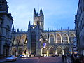 Bathabbey at night amcm.jpg