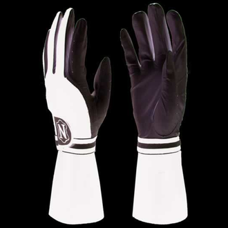 Batting glove - A pair of batting gloves, commonly used in modern baseball.