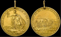 Battle of the Nile Medal Gold.png
