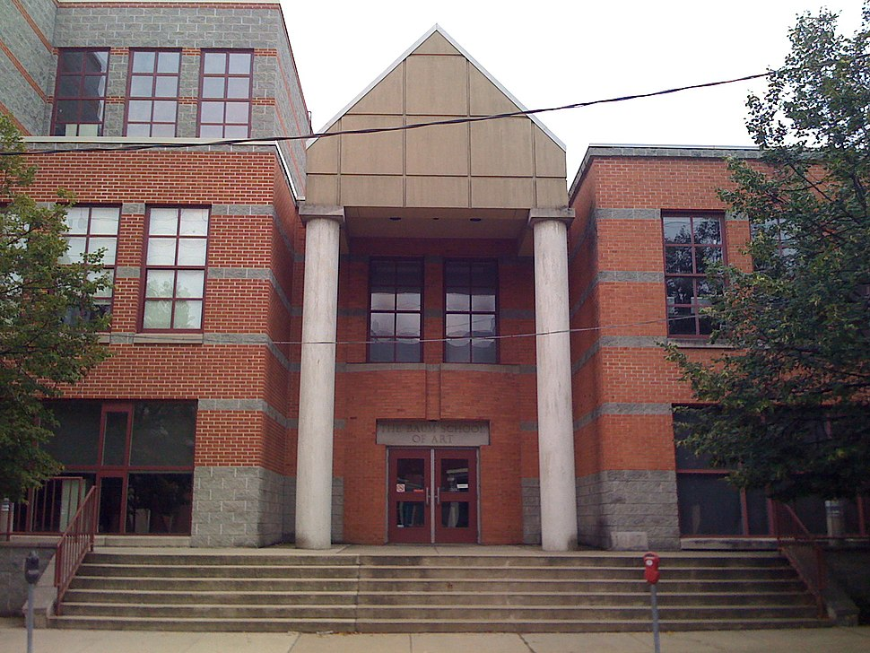 Baum School of Art, Allentown PA