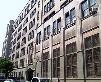 Bayard Rustin High School New York City