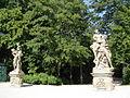 Bayreuth 12.09.06, Eremitage, Gartenskulptur Raub der Sabinerinnen (01).jpg