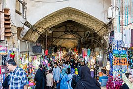 Grand Bazaar Tehran Wikipedia