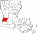 Beauregard Parish Louisiana.png