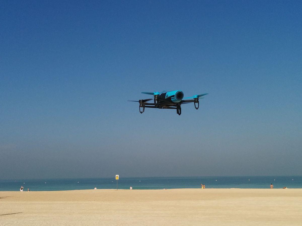 drone pour prise de vue
