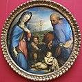 Beccafumi, sacra famiglia con san giovannino e l'agnellino.JPG