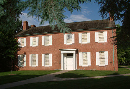 Beecher Hall is the oldest college building in the state of Illinois.