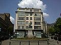 Belgique Gand Lievin Bauwensplein Statue - panoramio.jpg