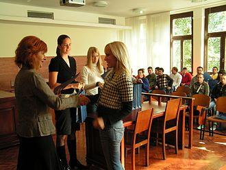 European Forum Alpbach - European Forum Alpbach at the Belgrade Law School (Serbia)