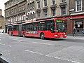 Bendy bus in Aldgate High Street - geograph.org.uk - 1836532.jpg
