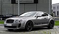 Bentley Continental Supersports – Frontansicht (2), 10. August 2011, Düsseldorf.jpg
