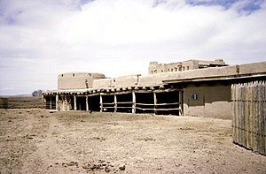 National Register of Historic Places listings in Otero County, Colorado - Image: Bents Fort