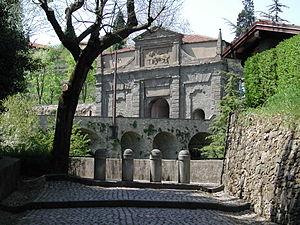 Porta S. Agostino, Bergamo