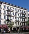 Berlin, Kreuzberg, Mehringdamm 75, Mietshaus.jpg