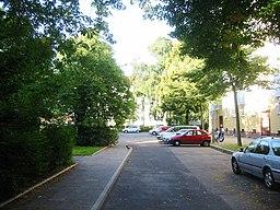 Grabowstraße in Berlin