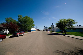 Berthold, North Dakota City in North Dakota, United States