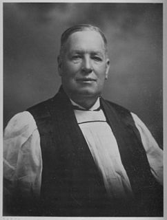 Beverley D. Tucker 19th and 20th-century American Episcopal bishop