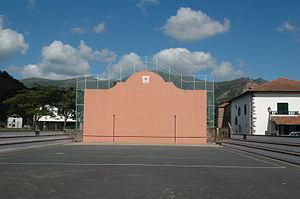 Bidarray - Basque pelota