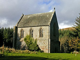 Historic Chapels Trust - Biddlestone Chapel in Northumberland